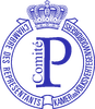 Logo Comité P from website